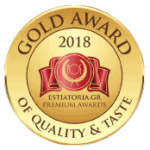 Gold Award of Quality and Taste  2018