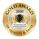 Gold Award of Quality and Taste  2020