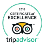 Certificate of Excellence 2015-2018